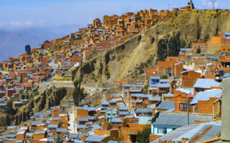 Hillside Homes at Altitude - La Paz