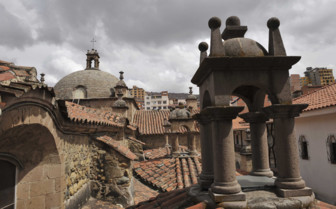 Rooftops and Turrets