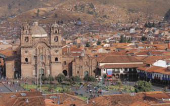 Centre of Cusco