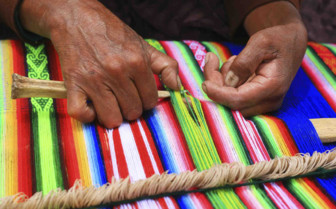 Peruvian Weaving