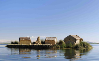 Uros Floating Tribe Islands