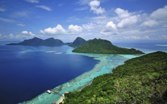 Sabah Coastline