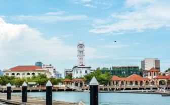Georgetown Harbour - Penang