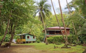 Caribbean Coast huts
