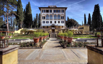 Exterior of II Salviatino, Florence
