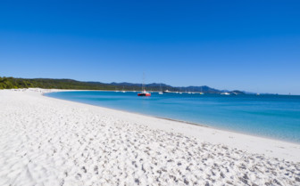 Whitsunday Islands Beach