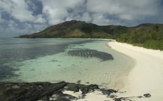 Yasawas beach, Fiji