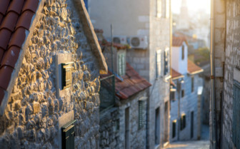 Houses in Split