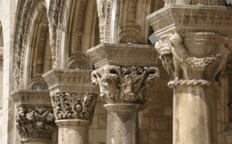 Dubrovnik architecture