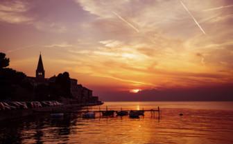Istria sunset