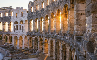 The Pula Arena