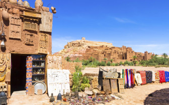 Traditional house in the Southern Desert