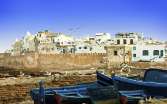 Overview of Essaouira
