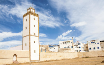 Essaouira buildings