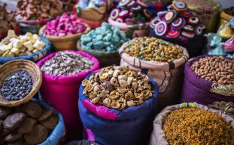 Market in Morocco