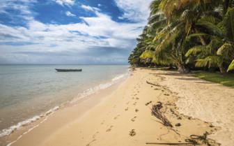 Ile Sainte Marie Golden Beach