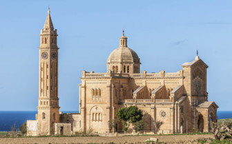 Ta Pinu church Gozo