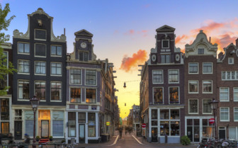 Little Nine Streets in Amsterdam