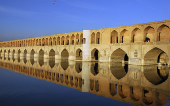 Isfahan bridge