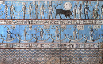 Temple of Hathor Dendera