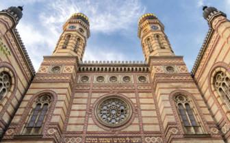 Dohany Street synagogue Budapest