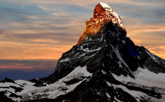 Matterhorn Swiss Alps