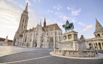 St Matthias Church in Budapest
