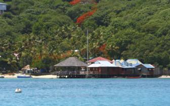 Mustique Island Britannia Bay