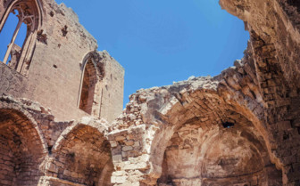Ruins of St George of the Greeks church