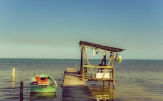 Belize Dock Caye Caulker