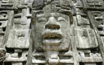 Mask Carving Belize