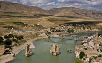 Hasankeyf in Turkey
