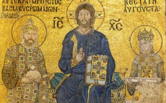 Hagia Sofia Mosaics