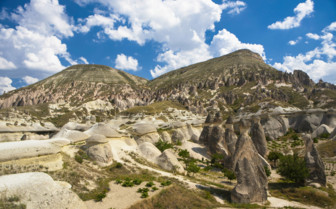 Chimney Cappadocia Landscape