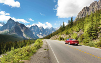 Canadian Mountain Road Trip