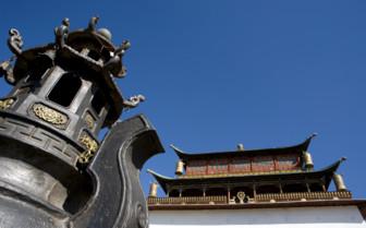 Monastery Buildings