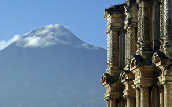 Architecture in Guatemala