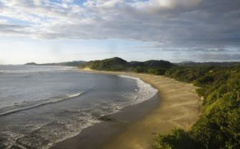 Beach in Nicaragua