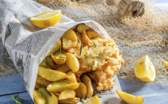Fish and Chips Cornwall