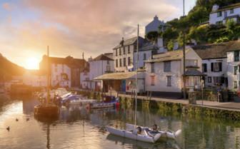 Fishing Village Cornwall