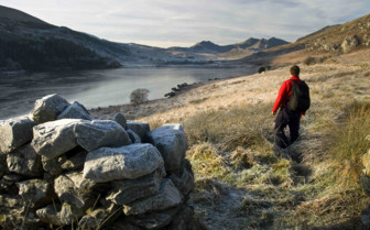 Hikining Snowdonia