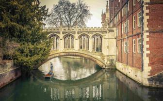 Bridge of Sigh Cambridge