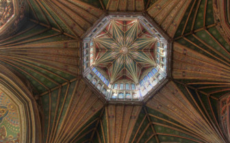 Ely Cathedral, Vaulted Ceiling