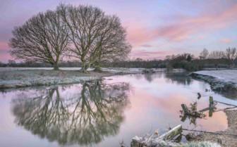 Winter in Suffolk