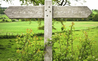Hadrians Wall Footpath