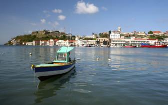 Boats in Grenada
