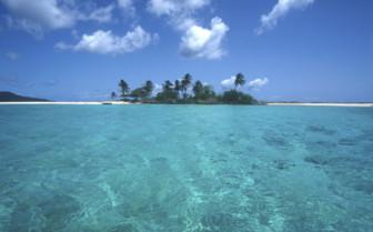 Lonely in Island in Grenada
