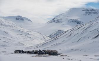 Exterior of Deplar Farm, Iceland