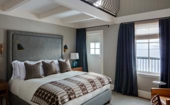 Room at Deplar Farm