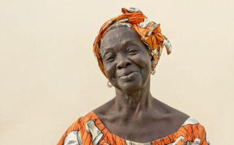 Friendly face, Senegal